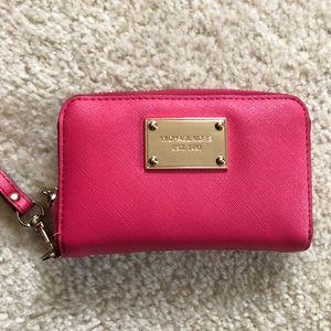 Michael kors wallet/clutch